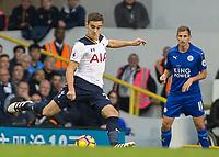 Football - 2016 / 2017 Premier League - Tottenham Hotspur vs. Leicester City<br /> <br /> Harry Winks of Tottenham at White Hart Lane.<br /> <br /> COLORSPORT/DANIEL BEARHAM