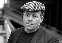 Sandy Scott, aka Alexander Scott, shop steward, trade union official, Harland & Wolff Ltd, shipbuilders, Belfast, N Ireland, UK, 197001010024d<br /> <br /> Copyright Image from Victor Patterson, 54 Dorchester Park, <br /> Belfast, UK, BT9 6RJ<br /> <br /> t1: +44 28 9066 1296 (from Rep of Ireland 048 9066 1296)<br /> t2: +44 28 9002 2446 (from Rep of Ireland 048 9002 2446)<br /> m: +44 7802 353836<br /> <br /> e1: victorpatterson@me.com<br /> e2: victorpatterson@gmail.com<br /> <br /> www.victorpatterson.com<br /> <br /> Please see my Terms and Conditions of Use at www.victorpatterson.com. It is IMPORTANT that you familiarise yourself with them.<br /> <br /> Images used on the Internet must be visibly watermarked i.e. © Victor Patterson within the body of the image and copyright metadata must not be deleted. Images used on the Internet have a size restriction of 4kbs and will be chargeable at current NUJ rates unless advised otherwise.<br /> <br /> This image is only available for the use of the download recipient i.e. television station, newspaper, magazine, book publisher, etc, and must not be passed on to any third party. It is also downloaded on condition that each and every usage is notified within 7 days to victorpatterson@me.com<br /> <br /> The right of Victor Patterson to be identified as the author is asserted in accordance with The Copyright Designs And Patents Act (1988).