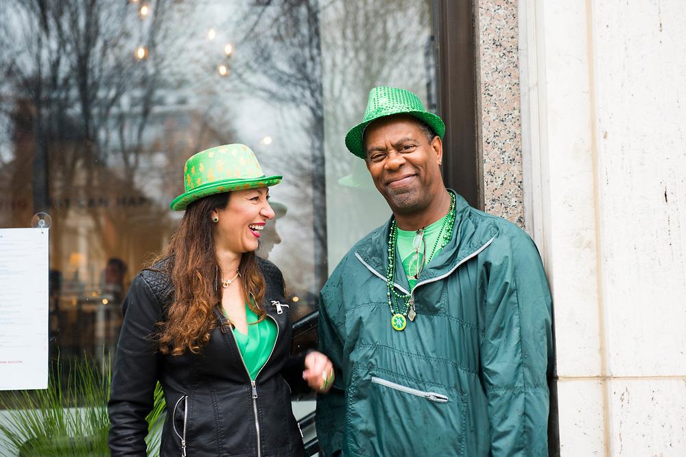 Saint Patrick Day Parade March 17, 2018 Atlanta @ Virginie Kippelen