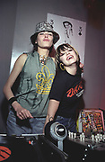 Female DJs Queens of Noize, UK 2000's