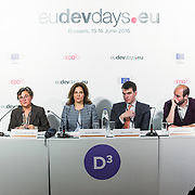 20160615 - Brussels , Belgium - 2016 June 15th - European Development Days - Combating Forced Labour and Child Labour Through Supply Chain Interventions © European Union