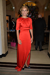 DARCEY BUSSELL at a dinner hosted by the Royal Academy of Dance to present the Queen Elizabeth II Award 2014 held at Claridge's, Brook Street, London on 4th September 2014.