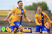 Mansfield Town v Exeter City 010417