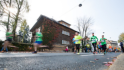 21km and 42km Run at Volkswagen 22nd Ljubljana Marathon 2017, on October 29, 2017 in Ljubljana, Slovenia. Photo by Matic Klansek Velej / Sportida