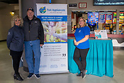 KELOWNA, CANADA - MARCH 24:  Trail Appliances at the Kelowna Rockets game on March 24, 2018 at Prospera Place in Kelowna, British Columbia, Canada.  (Photo By Cindy Rogers/Nyasa Photography,  *** Local Caption ***