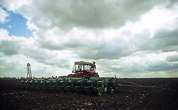 Tractor Corn Field Agriculture