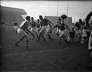 23/11/1952<br /> 11/23/1952<br /> 23rd November 1952 Rugby: Munster v Leinster at Lansdowne Road, Dublin.