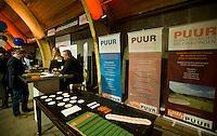 UTRECHT -  Bureau PUUR, A tribe called Golf, de kracht van de connectie. Nationaal Golf Congres van de NVG 2014 , Nederlandse Vereniging Golfbranche. COPYRIGHT KOEN SUYK