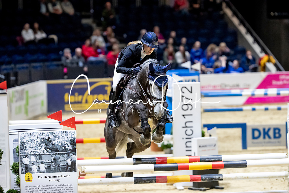 Staack Frederike, GER, Cassija<br /> Finale Youngster Tour<br /> Braunschweig - Löwenclassics 2019<br /> © Hippo Foto - Stefan Lafrentz
