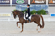 Isabell Werth - Bella Rose 2<br /> Alltech FEI World Equestrian Games™ 2014 - Normandy, France.<br /> © DigiShots