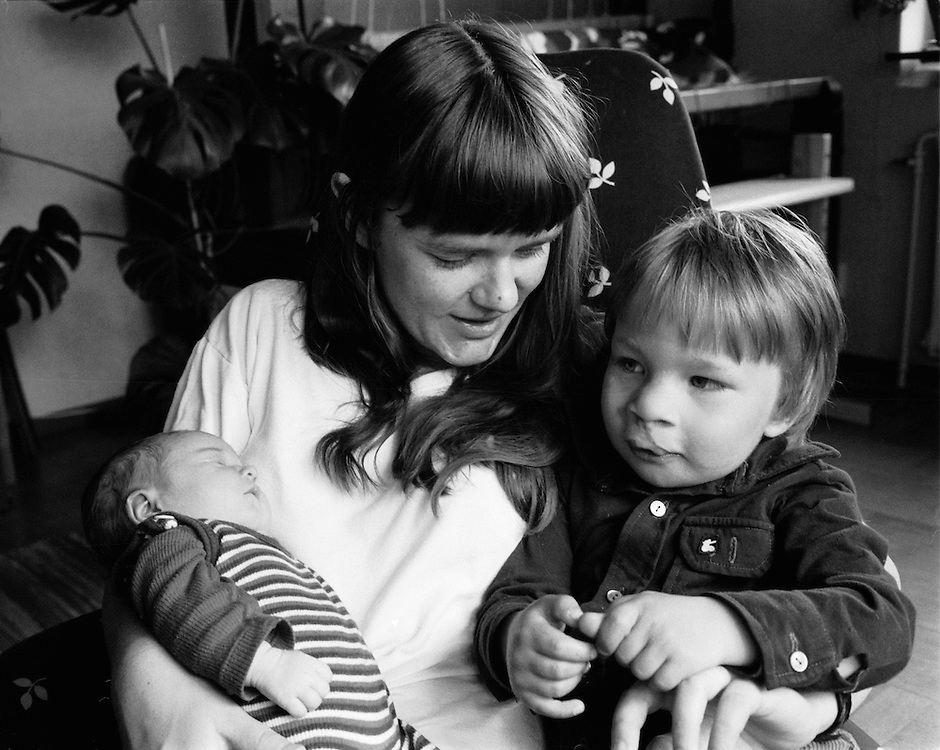 Åsa, Anja och Magnus
