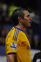 Frank Lampard (Chelsea)during the Barclays Premier League match between Portsmouth and Chelsea at Fratton Park on March 3, 2009 in Portsmouth, England.