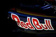 October 8, 2015: Russian GP 2015: Scuderia Toro Rosso engine cover