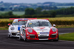 Dino Zamparelli | Bristol Sport Racing | #88 Porsche 911 GT3 Cup car | Porsche Carrera Cup GB | Race 1 - Mandatory byline: Rogan Thomson/JMP - 07966 386802 - 28/06/2015 - SPORT - MOTORSPORT - North Yorkshire, England - Croft Circuit - BTCC Meeting Day 2.