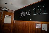 Studio 151 Fitness.  ©2016 Karen Bobotas Photographer
