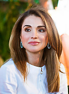 Queen Rania Attends QRTA Iftar