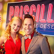 NLD/Amsterdam20151111 - Premiere Priscilla, Queen of the Desert, Barry Paf en  Marit de Ruyter