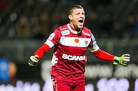 Ludovic BUTELLE  - 26.01.2015 - Angers / Brest - 21eme journee de Ligue 2 -<br /> Photo : Vincent Michel / Icon Sport