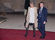 FILE: Brigitte Macron - 26 April 2017