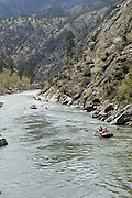 River Rafting, Rafting, Salmon River, Middle Fork, Salmon, Idaho