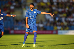 Riyad Mahrez of Leicester City of Leicester City in action - Mandatory byline: Jason Brown/JMP - 19/07/2016 - FOOTBALL - Oxford, Kassam Stadium - Oxford United v Leicester City - Pre Season Friendly