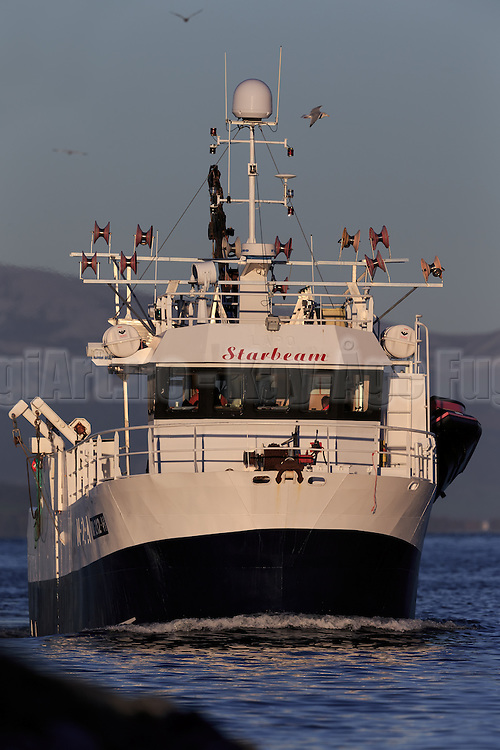 The fishingboat Starbeam Callsign: LLAQ, Vessel ID: M 0212H, Year Built: 1999 | Fiskebåten Starbeam.