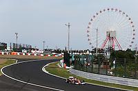 Fernando Alonso (ESP) Ferrari F14-T.<br /> Japanese Grand Prix, Saturday 4th October 2014. Suzuka, Japan.