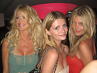 Victoria Silvstedt, Misha Barton, May Anderson, .Grisogno Party.Hotel Du Cap - 2007 Cannes Film Festival .Cap D'Antibes, France .Tuesday, May 22, 2007.Photo By Celebrityvibe; .To license this image please call (212) 410 5354 ; or.Email: celebrityvibe@gmail.com ;