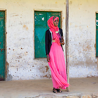Mawerdi Adem, 24, teaches women in rural areas near Jarso, Ethiopia about maternal care and hygeine.