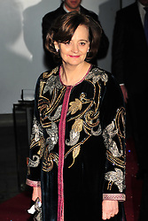 © Licensed to London News Pictures. 14/12/2011. London, England.Cherie Blair attends the English National Ballet: The Nutcracker - Christmas Performance in St Martins London .  Photo credit : ALAN ROXBOROUGH/LNP