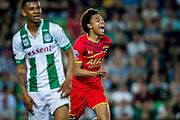 GRONINGEN, 17-05-2017, FC Groningen - AZ,  Noordlease Stadion, AZ speler Calvin Stengs