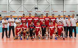 23-09-2016 NED: EK Kwalificatie Turkije - Wit Rusland, Koog aan de Zaan<br /> Turkije had het vrij lastig in de eerste wedstrijd tegen Wit Rusland maar blijven meedoen voor het EK ticket / Team Turkije