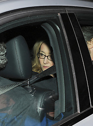 "© London News Pictures. 24/11/2011. London, UK.  Author Joanne ""Jo"" Rowling, OBE AKA J.K Rowling leaving The Royal Courts of Justice today (24/11/2011) after giving evidence at the Leveson Inquiry into press standards. The inquiry is being lead by Lord Justice Leveson and is looking into the culture, and practice of the UK press. Photo credit : Ben Cawthra/LNP"