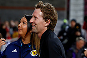 Scotland U21 Head Coach Scot Gemmill ahead of the U21 UEFA EUROPEAN CHAMPIONSHIPS match Scotland vs England at Tynecastle Stadium, Edinburgh, Scotland, Tuesday 16 October 2018.