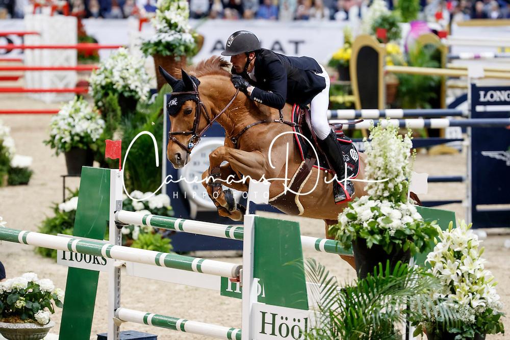 Staut Kevin, FRA, Ayade de Septon et HDC<br /> Gothenburg Horse Show FEI World Cups 2017<br /> &copy; Hippo Foto - Stefan Lafrentz<br /> 26/02/17