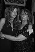 JEMIMA KHAN; LADY ANNABEL GOLDSMITH, Robin Birley and Lady Annabel Goldsmith Summer Party. Hertford St. London. 5 July 2017