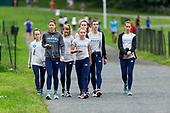 2018.09.14 CU Women's Cross Country @ Van Cortland Park