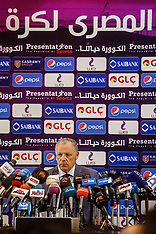 Egypt Press Conference - 27 June 2018