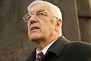 10.11.2006 Warszawa Pl Na Rozdrozu odsloniecie pomnika Romana Dmowskiego nz Maciej Giertych.Fot Piotr Gesicki Maciej Giertych photo Piotr Gesicki