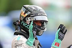 Nico Rosberg (GER), Mercedes AMG F1 Team <br /> 08.10.2016. Formula 1 World Championship, Rd 17, Japanese Grand Prix, Suzuka, Japan, Qualifying Day.<br /> Copyright: Charniaux / XPB Images / action press