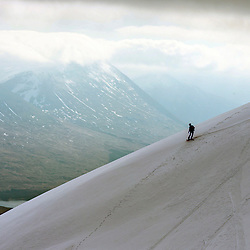 Action on the Flypaper at the Freeride World Tour Coe Cup in Glencoe (c) ROSS EAGLESHAM | Sportpix.co.uk