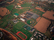 Aerial view of the Murray H. Goodman Campus, Lehigh University