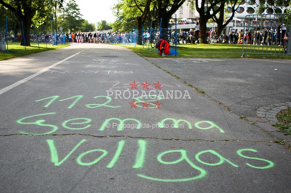 03.07.2011, Ironman Austria, Klagenfurt, Kaernten, im Bild, EXPA Pictures © 2011, PhotoCredit: EXPA/ M. Kuhnke