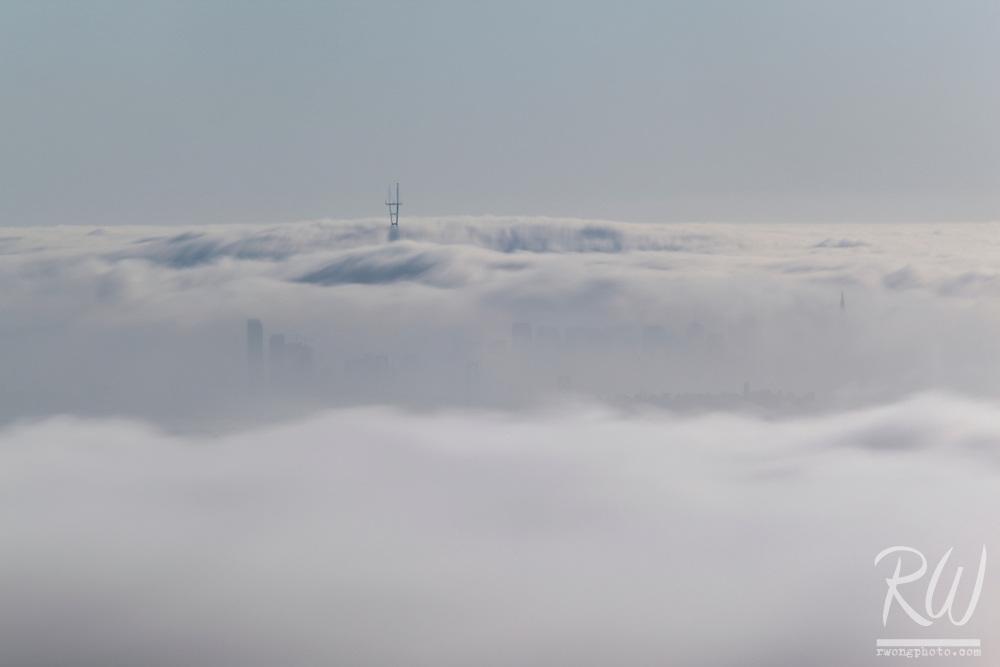 """Fog City"", California"
