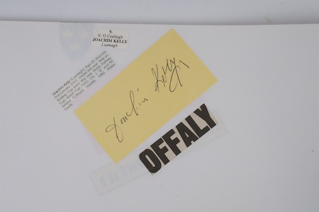 Joachim Kelly, Offaly,