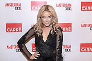 Koninklijk Theater Carre, Amsterdam. Lancering van de zevende editie van Amsterdam XXXl. Op de foto: Laurien Verstraten