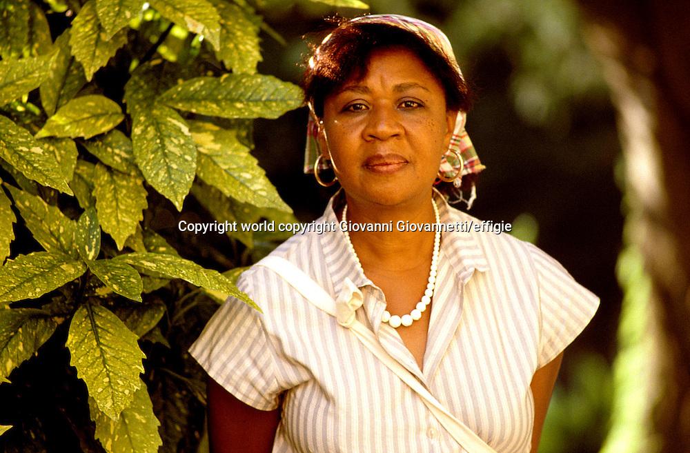 Jamaica Kincaid<br />world copyright Giovanni Giovannetti/effigie