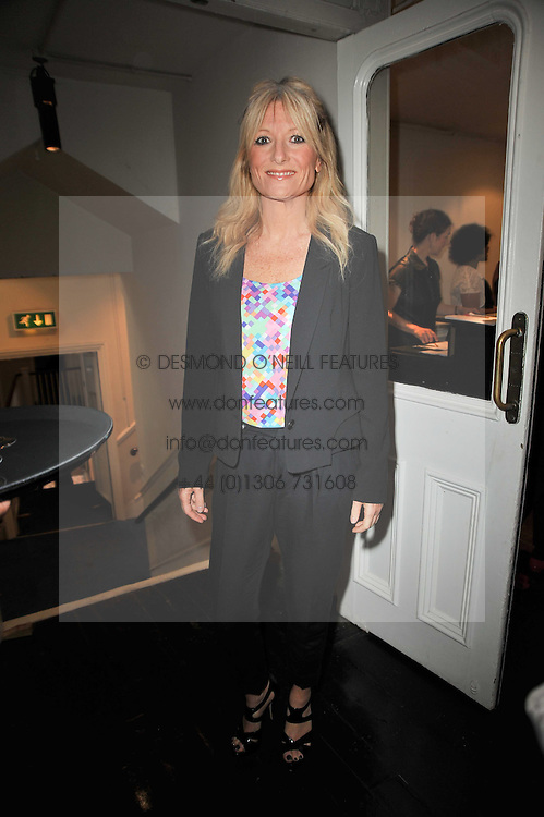 GABY ROSLIN at The Special Yoga Centre's annual art auction held at the 20th Century Theatre, 291 Westbourne Grove, London W11 on 16th May 2011.