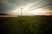 Sunset, New Paltz, NY