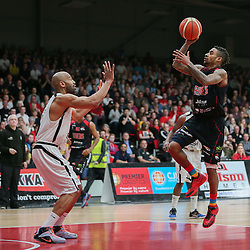 Leicester Riders v Newcastle Eagles |  British Basketball League | 15 April 2016